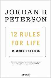 Book cover for Book Review: 12 Rules Of Life